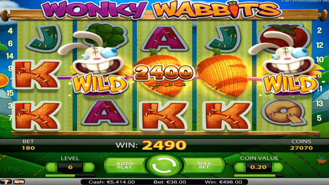 Wonky Wabbits 6
