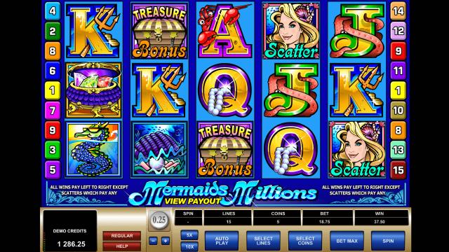 Mermaids Millions 8