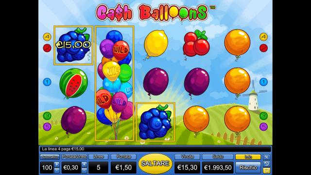 Cash Balloons 5