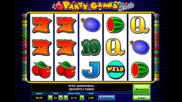 Party Games Slotto 2