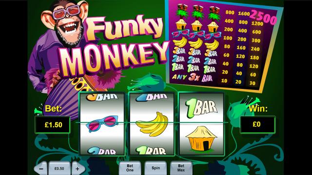 Funky Monkey 8