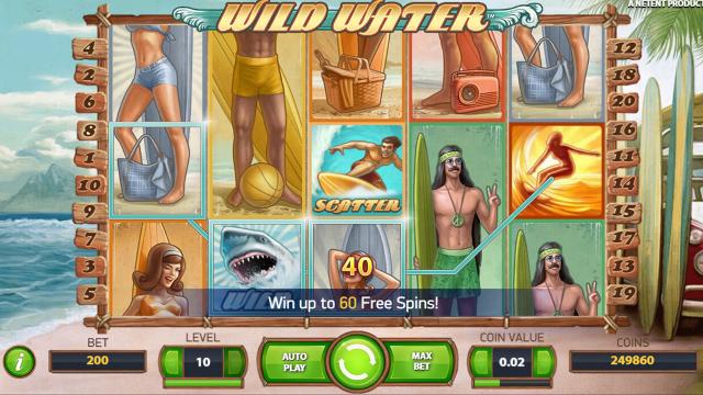 Wild Water 9