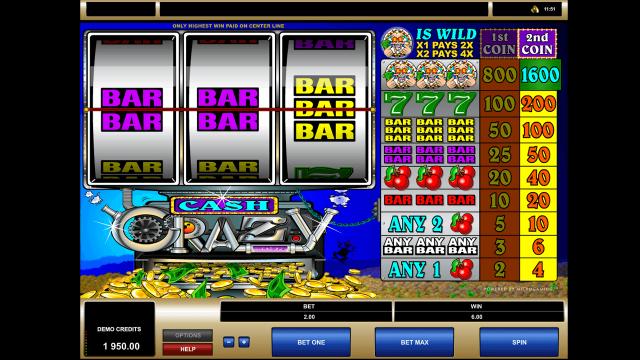 Cash Crazy 10
