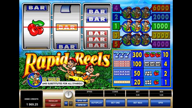 Rapid Reels 5