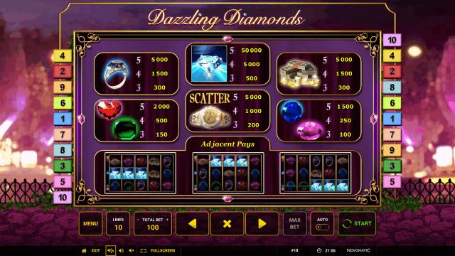 Dazzling Diamonds 8