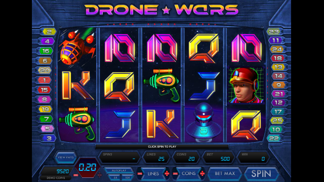 Drone Wars 6
