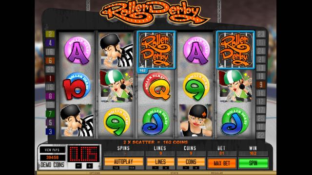 Roller Derby 8