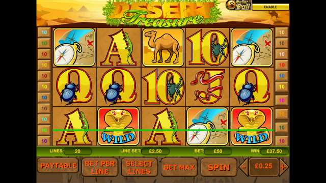 Desert Treasure 7