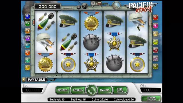 Pacific Attack 9