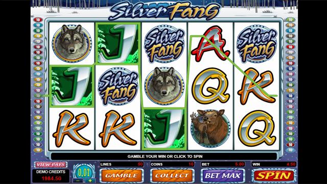 Silver Fang 6