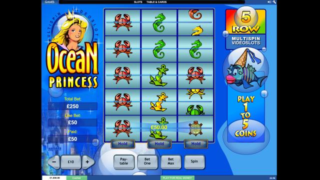 Ocean Princess 10