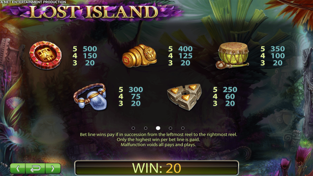 Lost Island 6