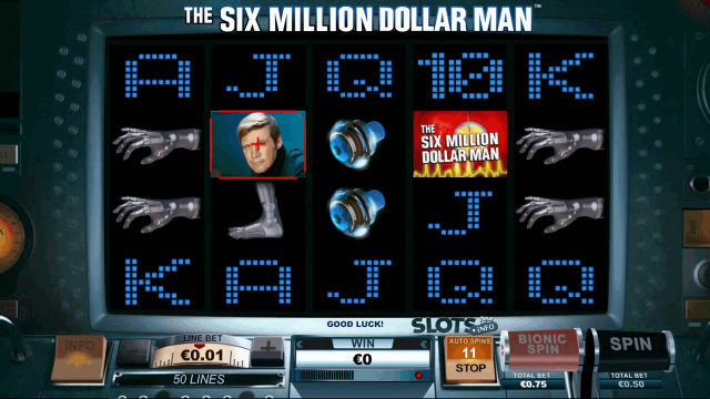 The Six Million Dollar Man 9
