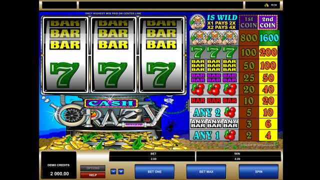 Cash Crazy 1