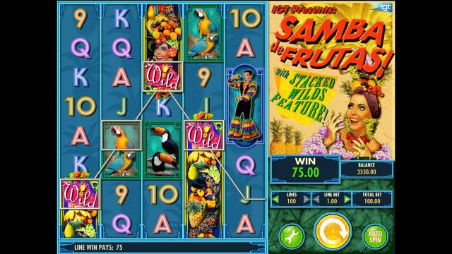 Samba De Frutas 1