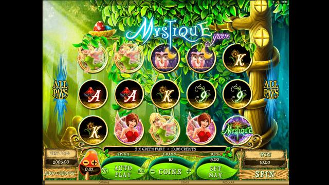 Mystique Grove 8