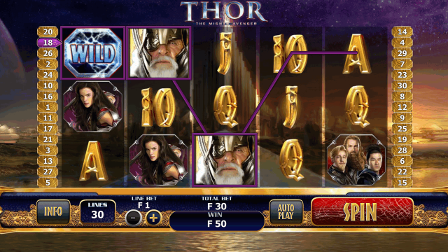 Thor: The Mighty Avenger 10