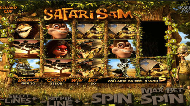 Safari Sam 10
