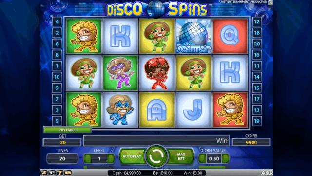 Disco Spins 1