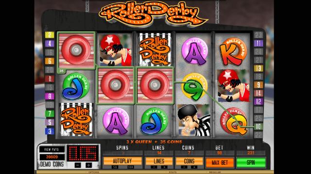 Roller Derby 7