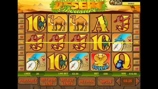 Desert Treasure 6