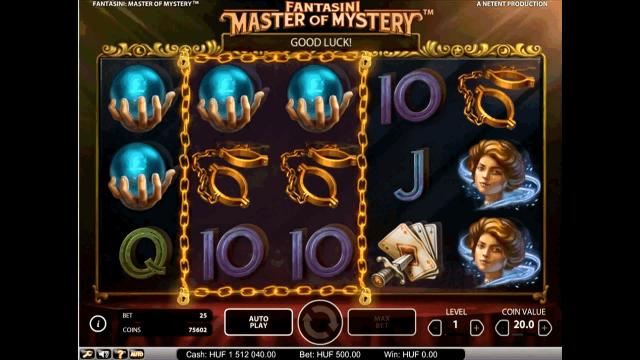 Fantasini: Master Of Mystery 6