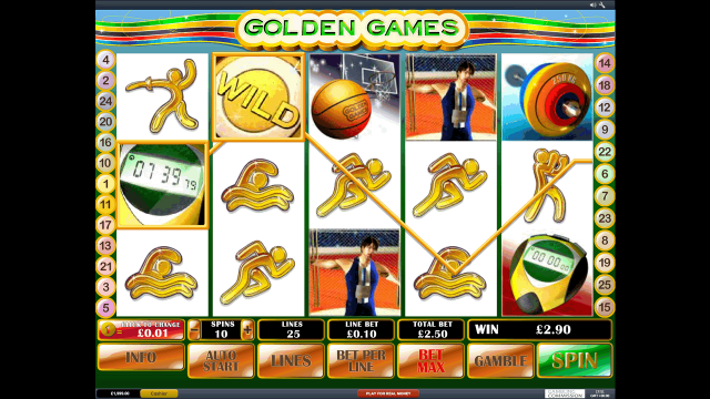 Golden Games 1