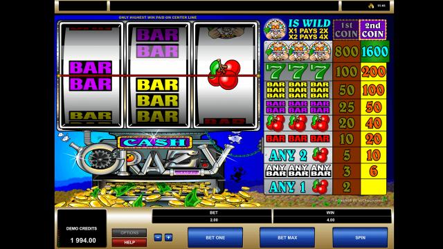 Cash Crazy 5