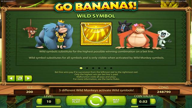 Go Bananas! 1