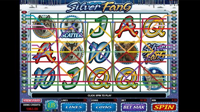 Silver Fang 9