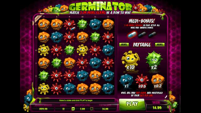 Germinator 10