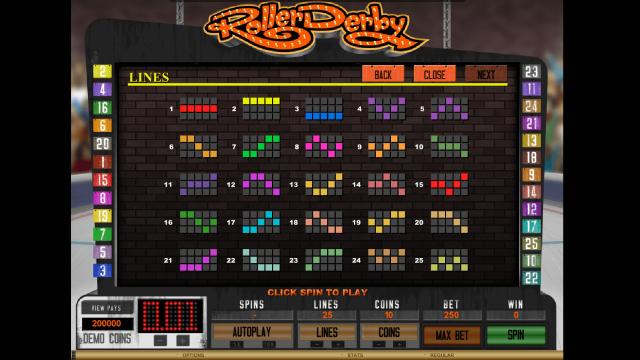 Roller Derby 5