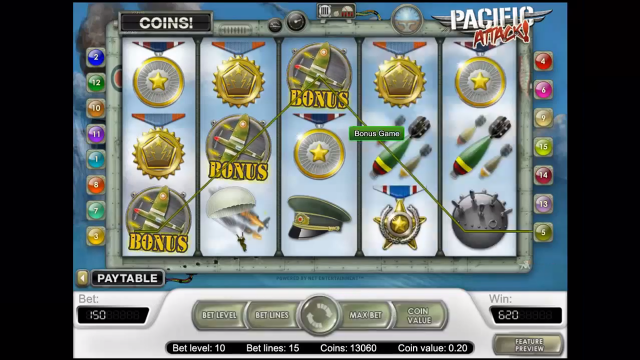Pacific Attack 3