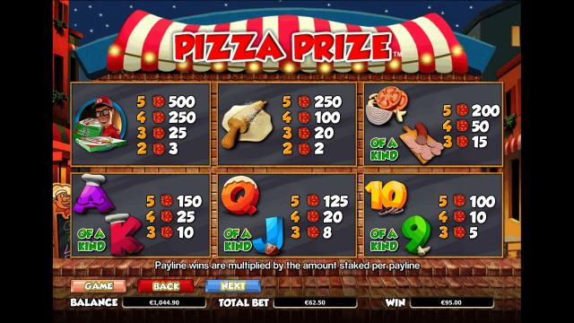 Pizza Fortuna 9