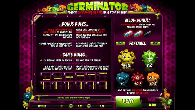 Germinator 5