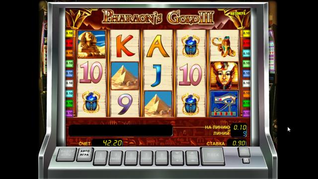 Pharaoh's Gold III 8