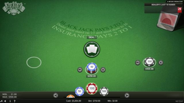 Blackjack Classic 6