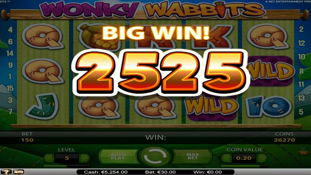 Wonky Wabbits 7