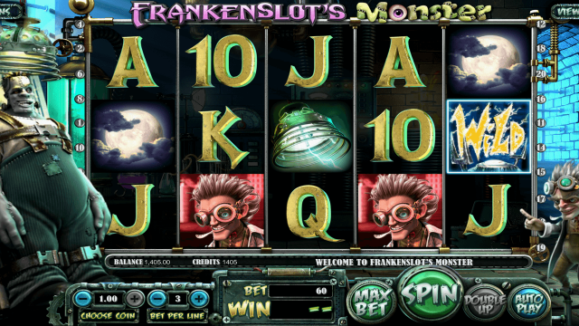 Frankenslot's Monster 7