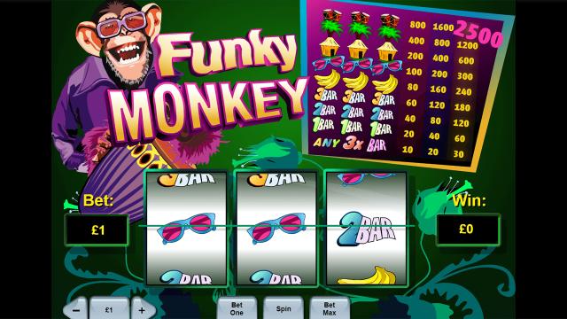 Funky Monkey 1