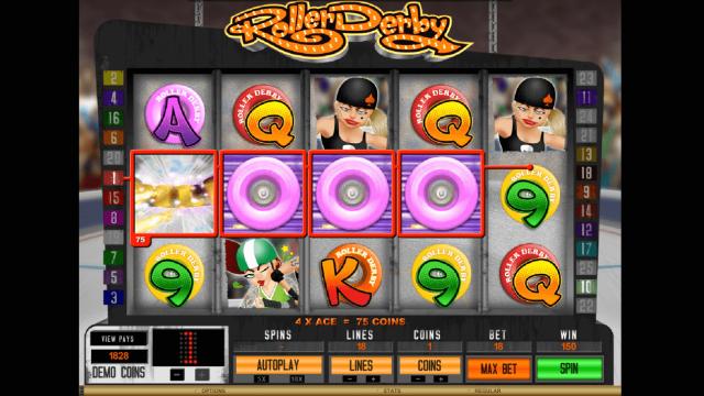 Roller Derby 10