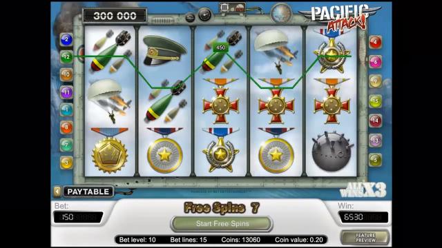 Pacific Attack 5