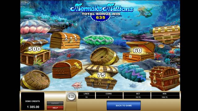 Mermaids Millions 10