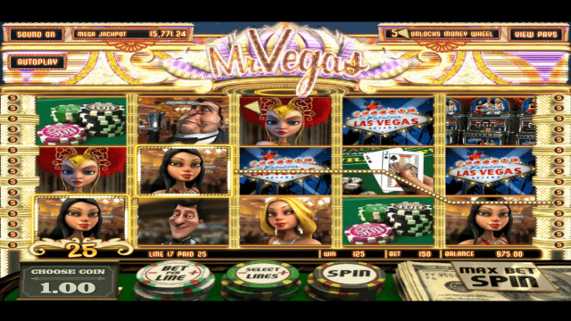 Mr. Vegas 7