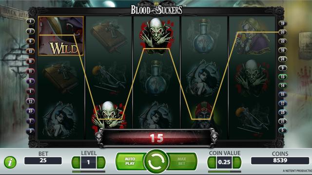 Blood Suckers 7