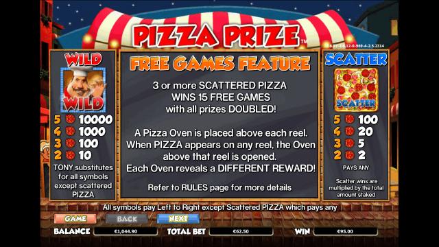 Pizza Fortuna 8