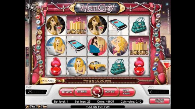 Hot City 9