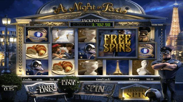 A Night In Paris 6