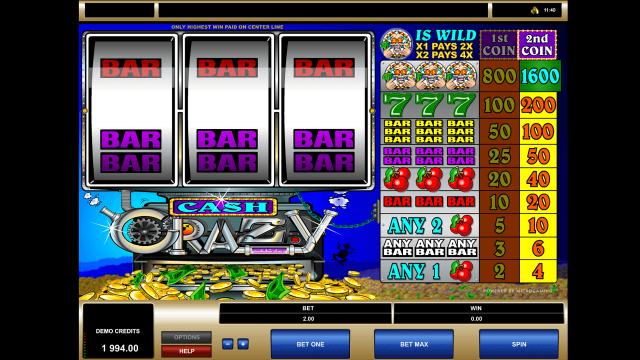 Cash Crazy 4