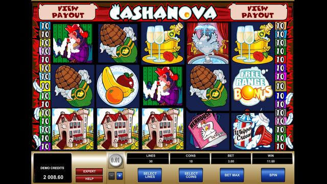 Cashanova 7